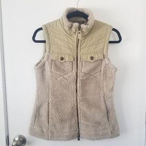 Royal Robbins Faux Sherpa Vest